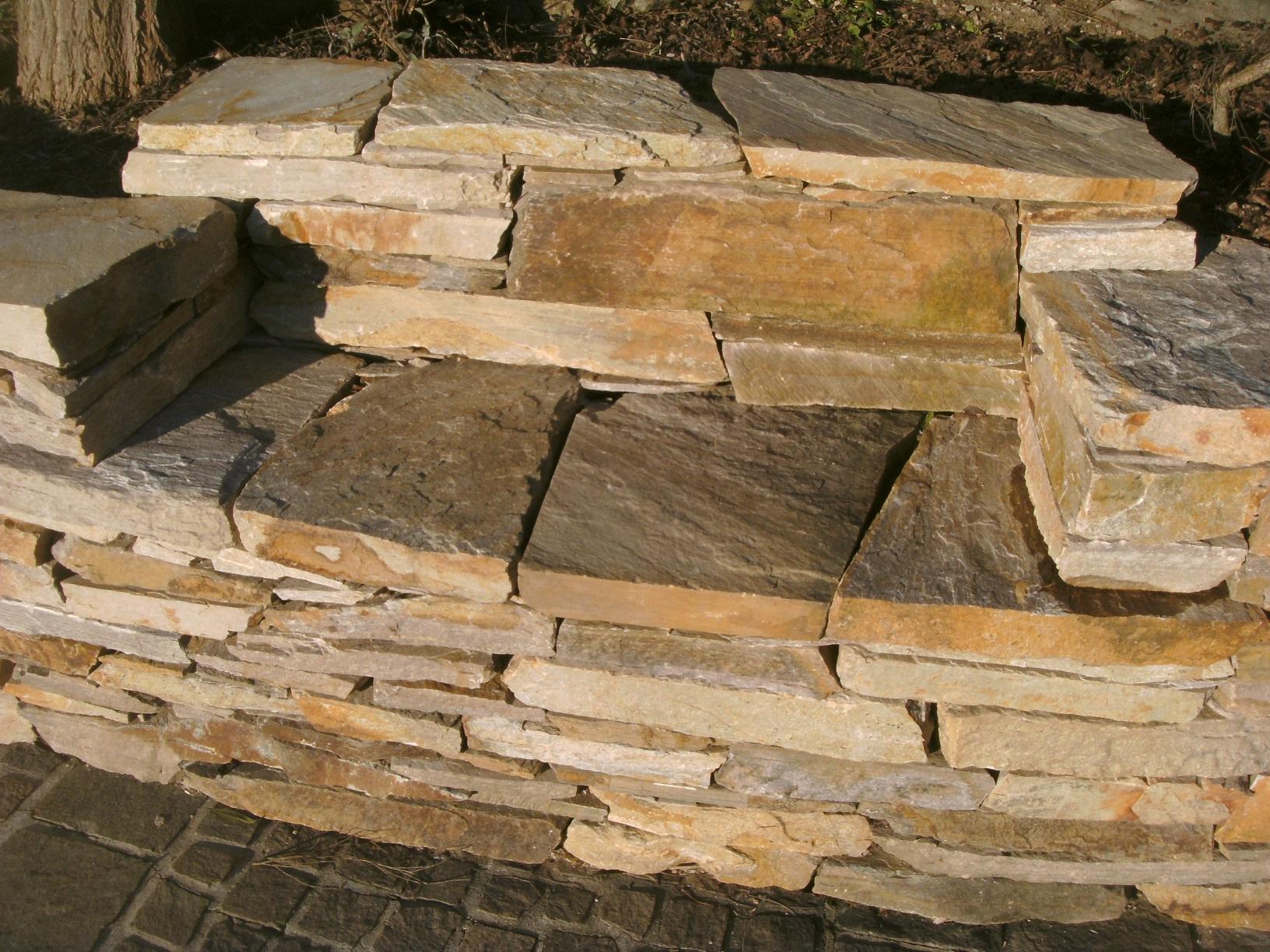 Trockensteinmauern Garten und öffentlicher Bereich
